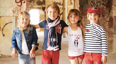 детство мода детки
